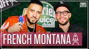 French Montana Talks Cardi B, Kim Kardashian & More On Power 106
